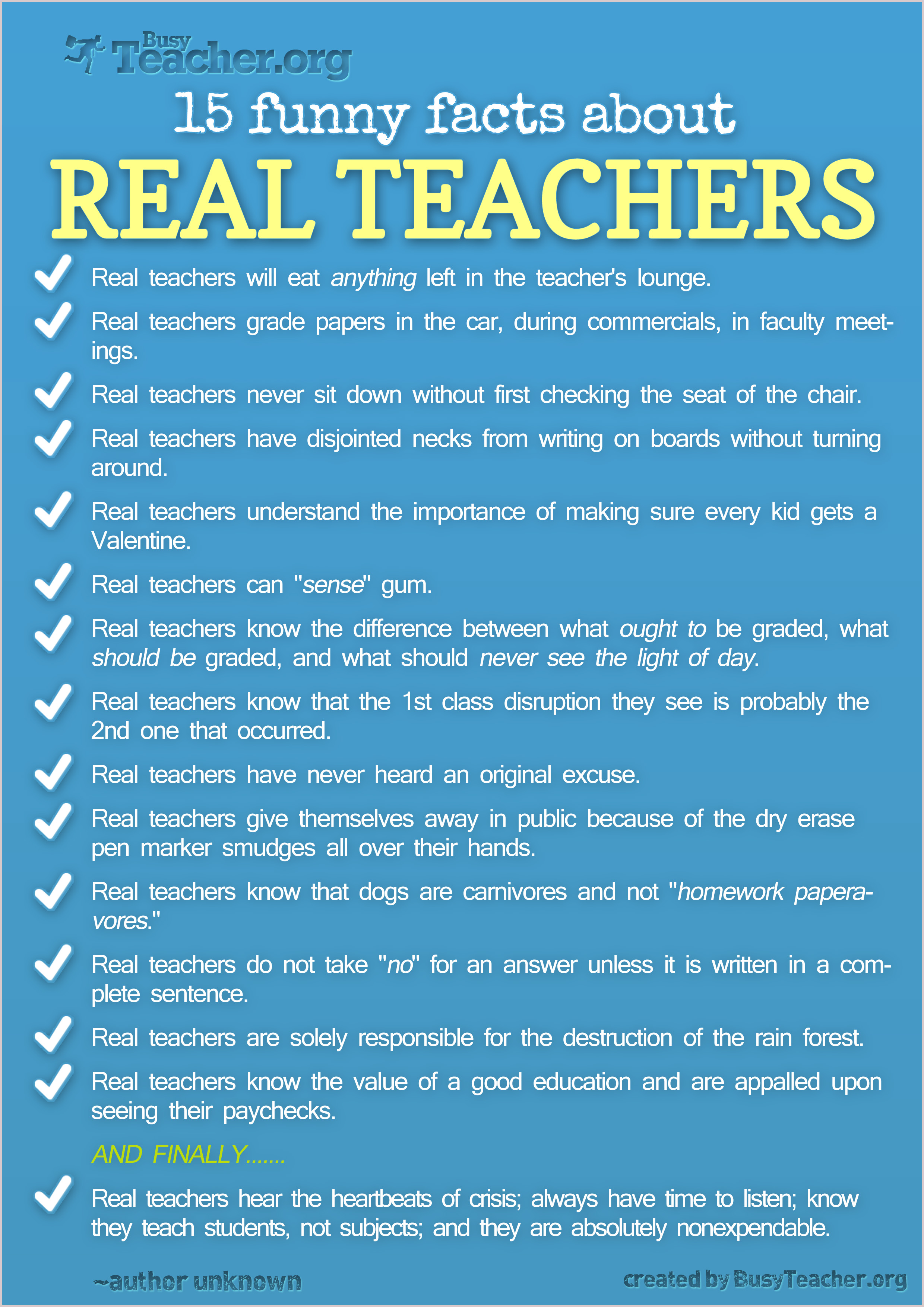 Quotes About Busy Teachers 33 Quotes