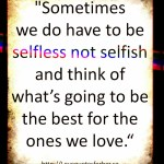 Quotes About Selfless Parenting 30 Quotes