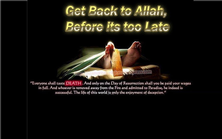 Discover and share quran quotes in death. Quotes About Death In Islam 31 Quotes