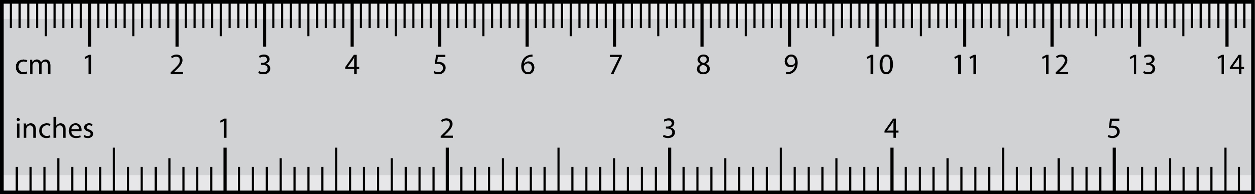 printable 6 inch ruler actual size pdf