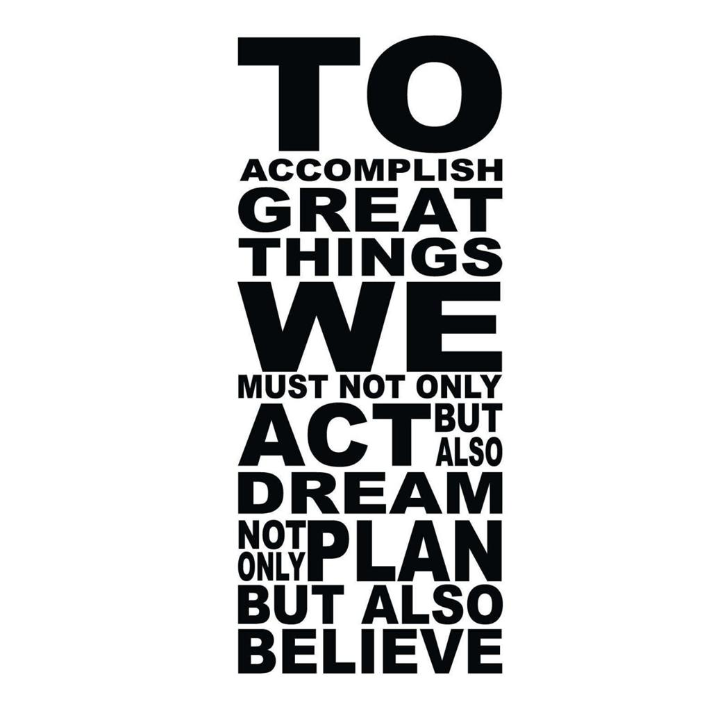 Quotes about Accomplish great things (81 quotes) on Outstanding Things  id=41073
