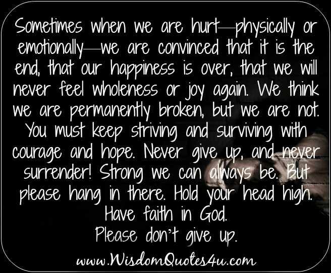 Quotes About Emotional Hurt 41 Quotes