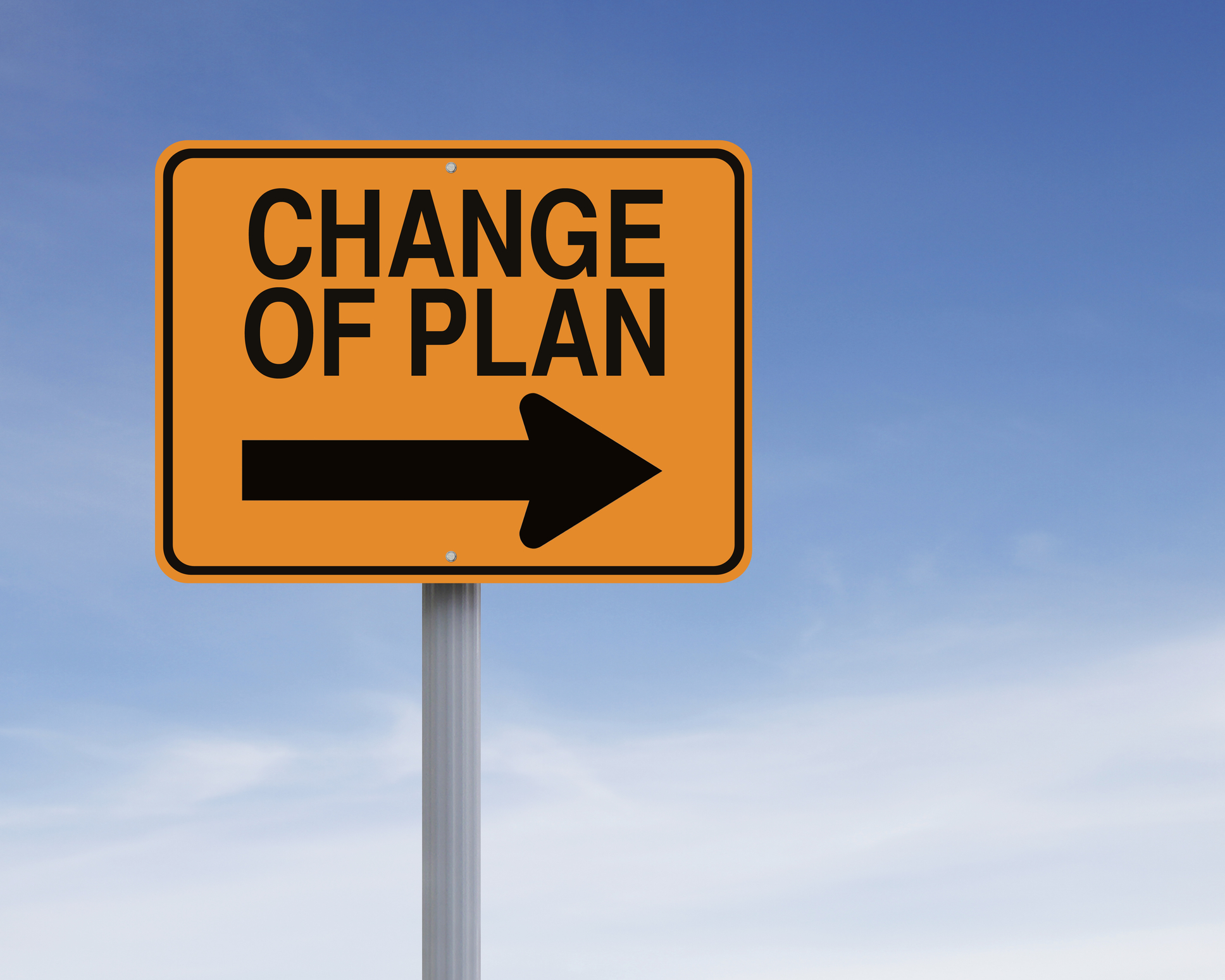 Quotes About Change Of Plan 62 Quotes