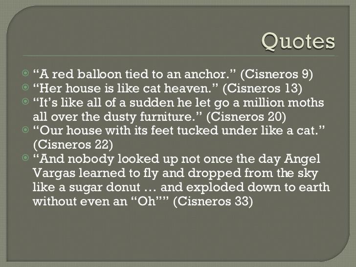House On Mango Street Quotes 2