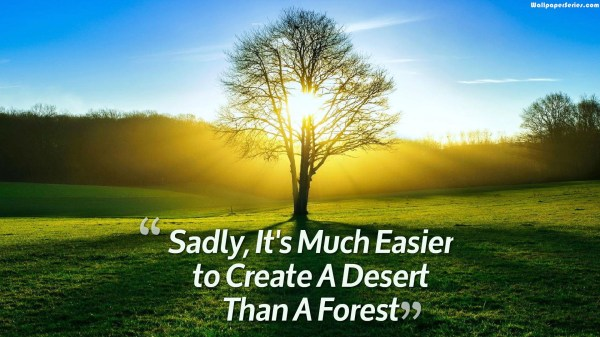 Quotes about Nature and environment (64 quotes)