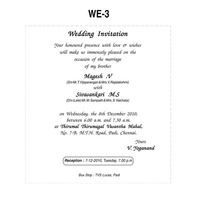 Quotes About Invitations 76