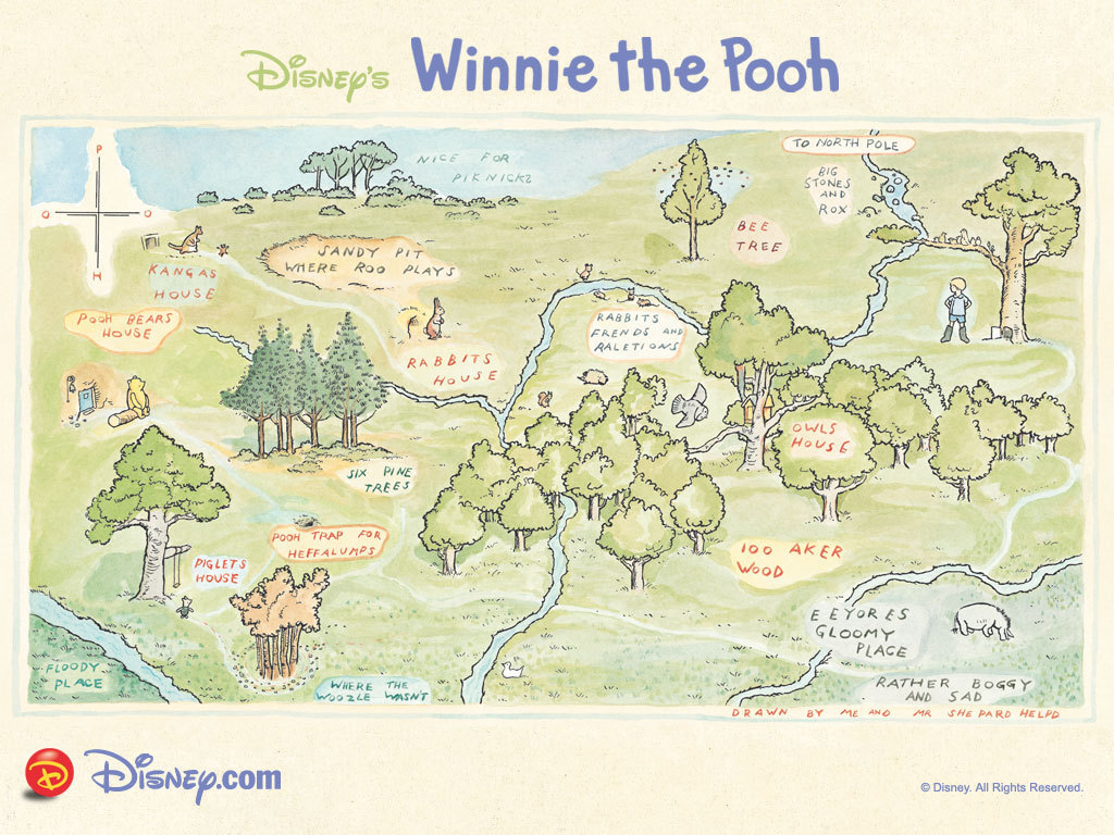 Quotes About Hundred Acre Wood 23 Quotes