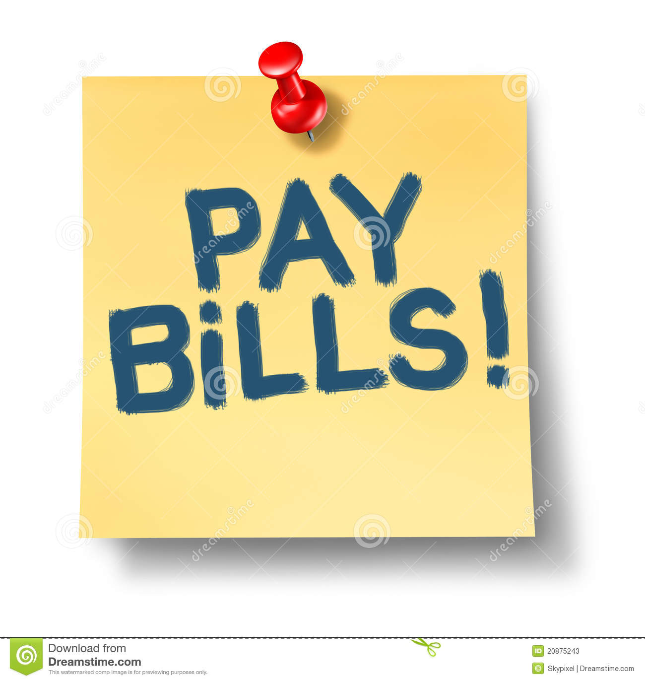 Quotes About Paying Bills On Time 26 Quotes