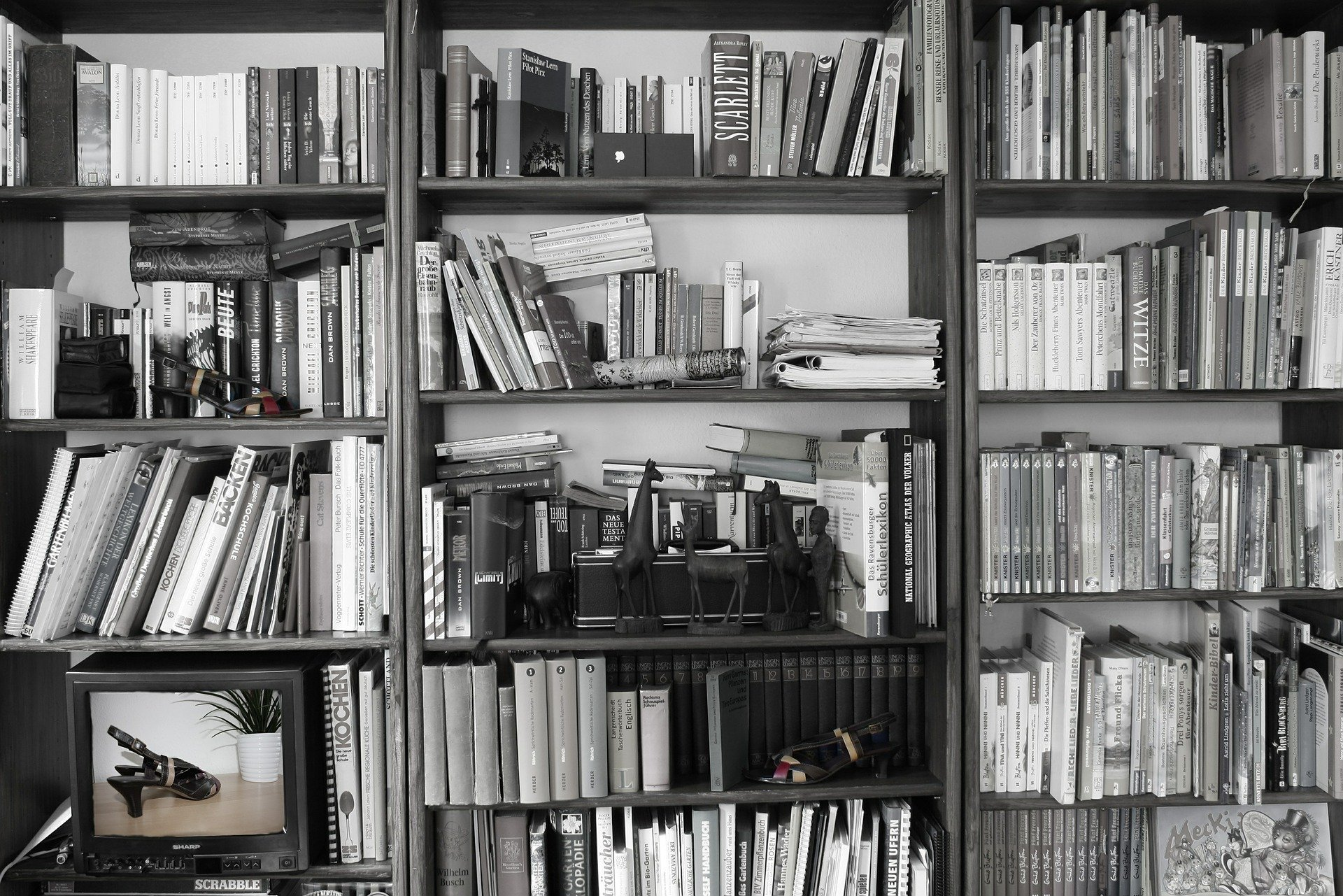 Books - Featured Image