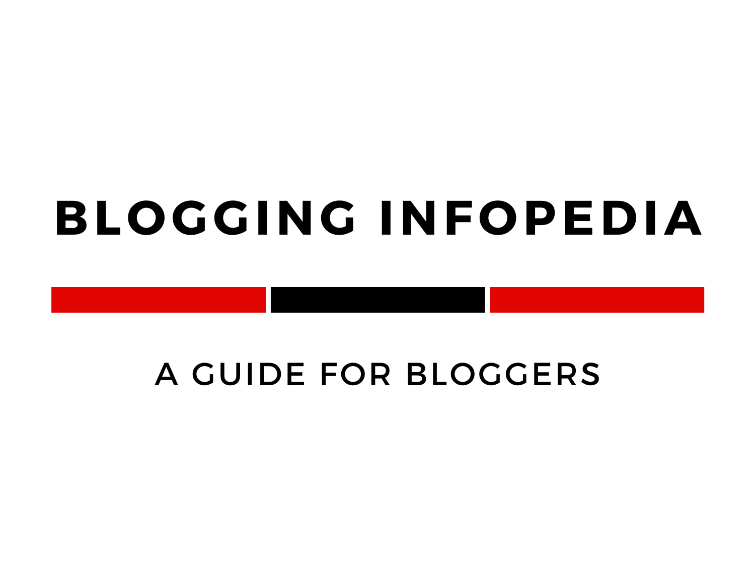 Blogging Infopedia Logo