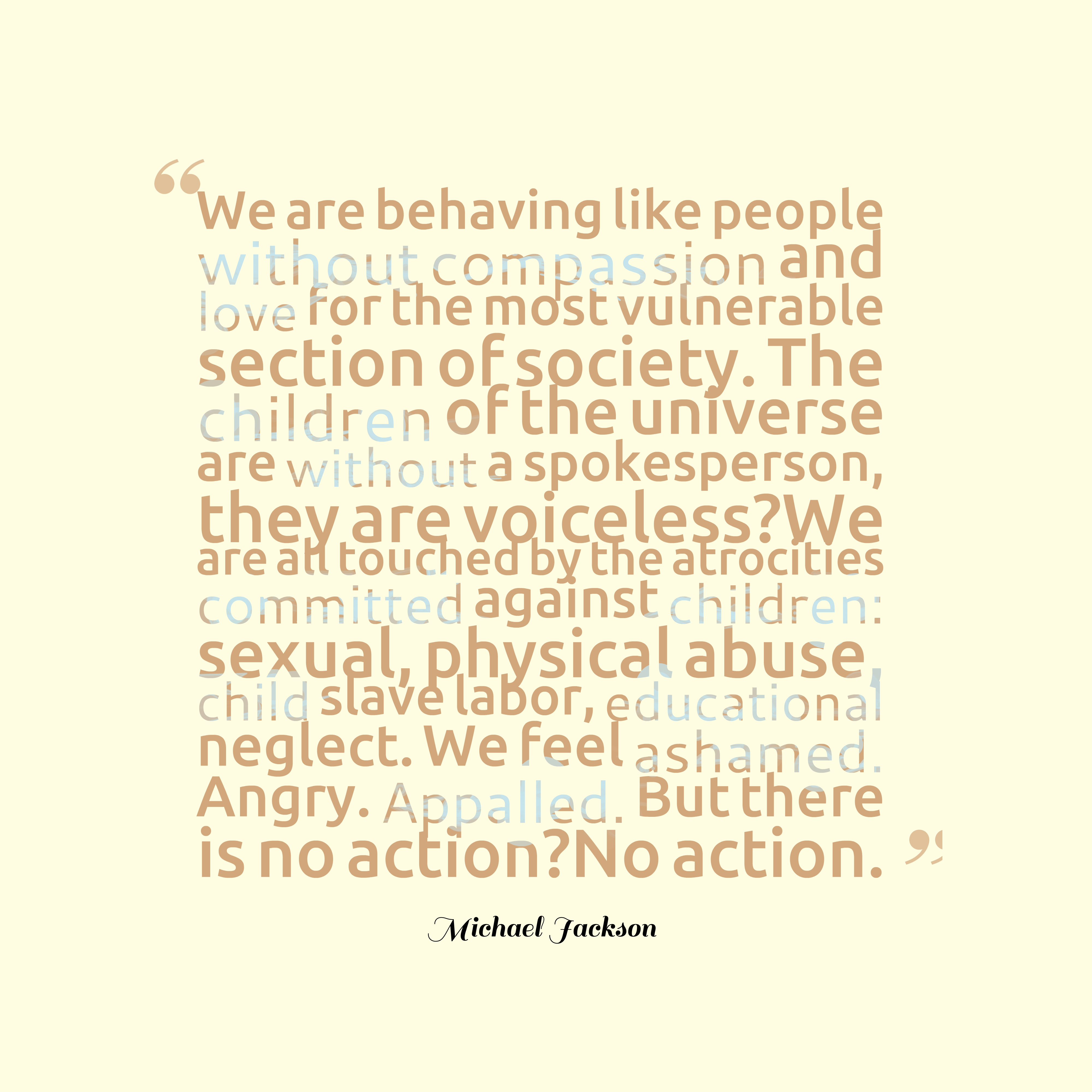 Get High Resolution Using Text From We Are Behaving