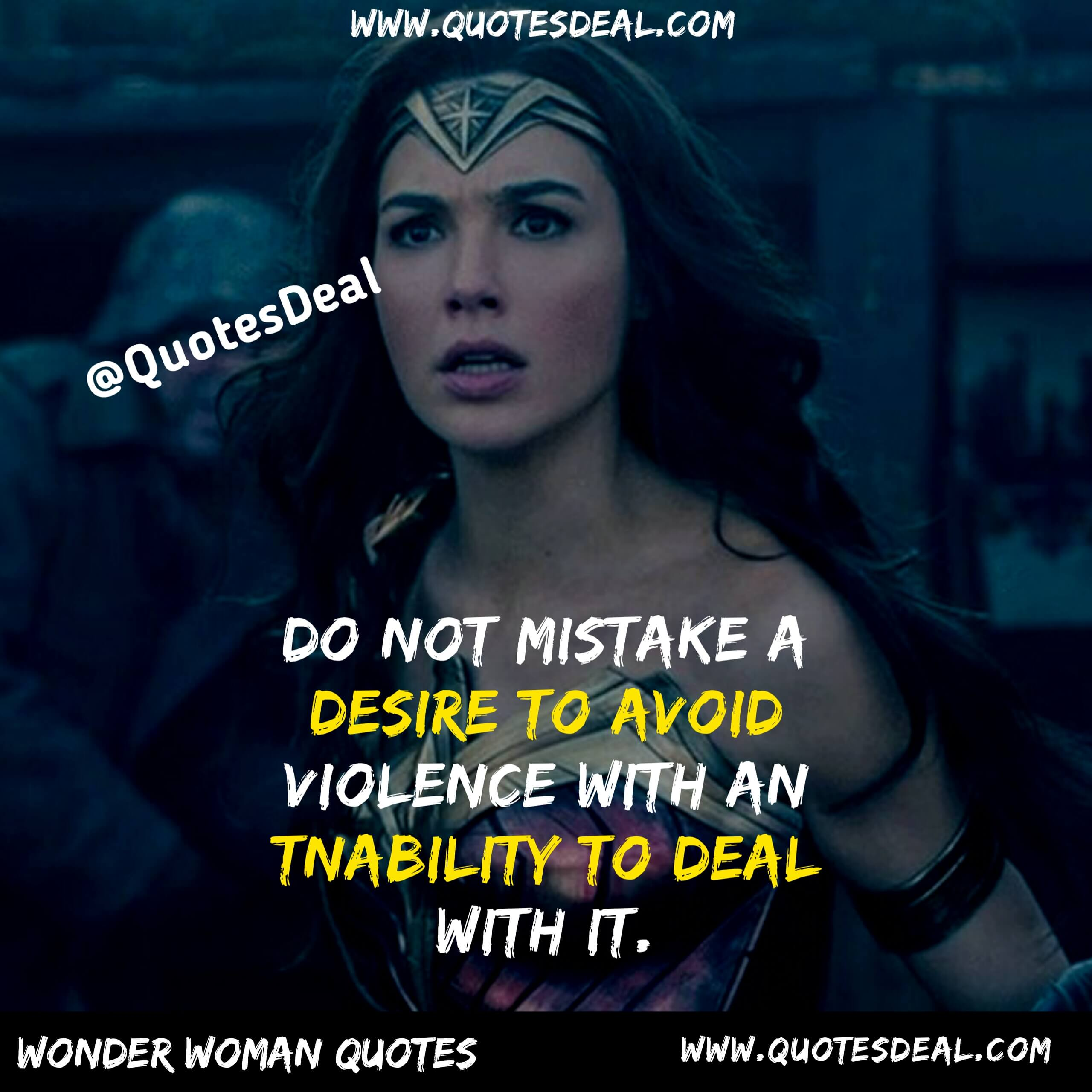 Do not mistake