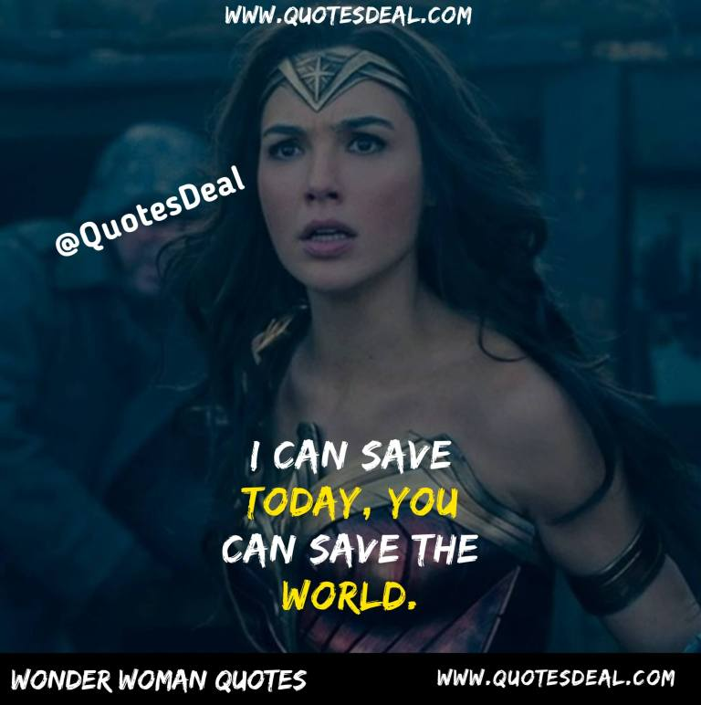 I can save today