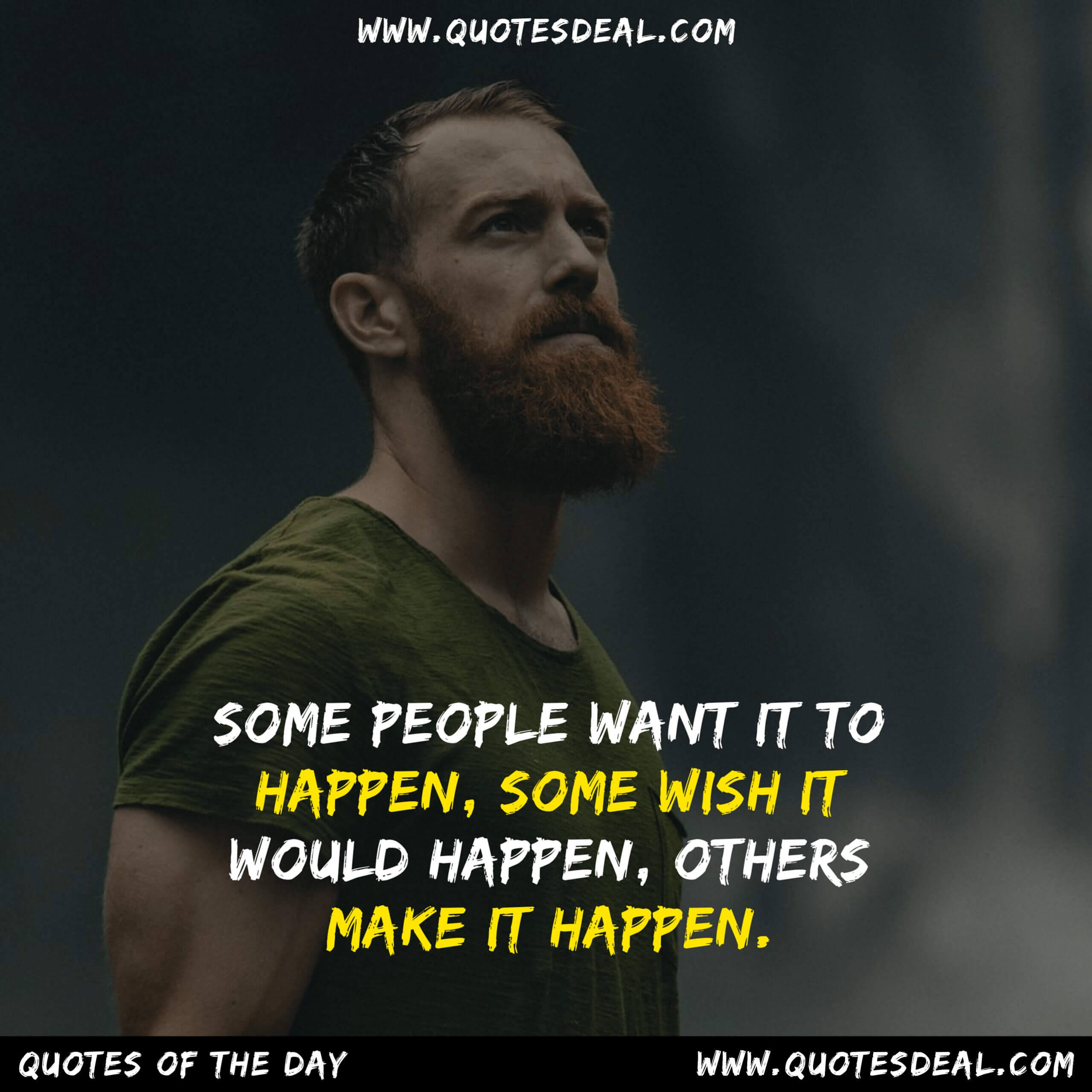 some people want