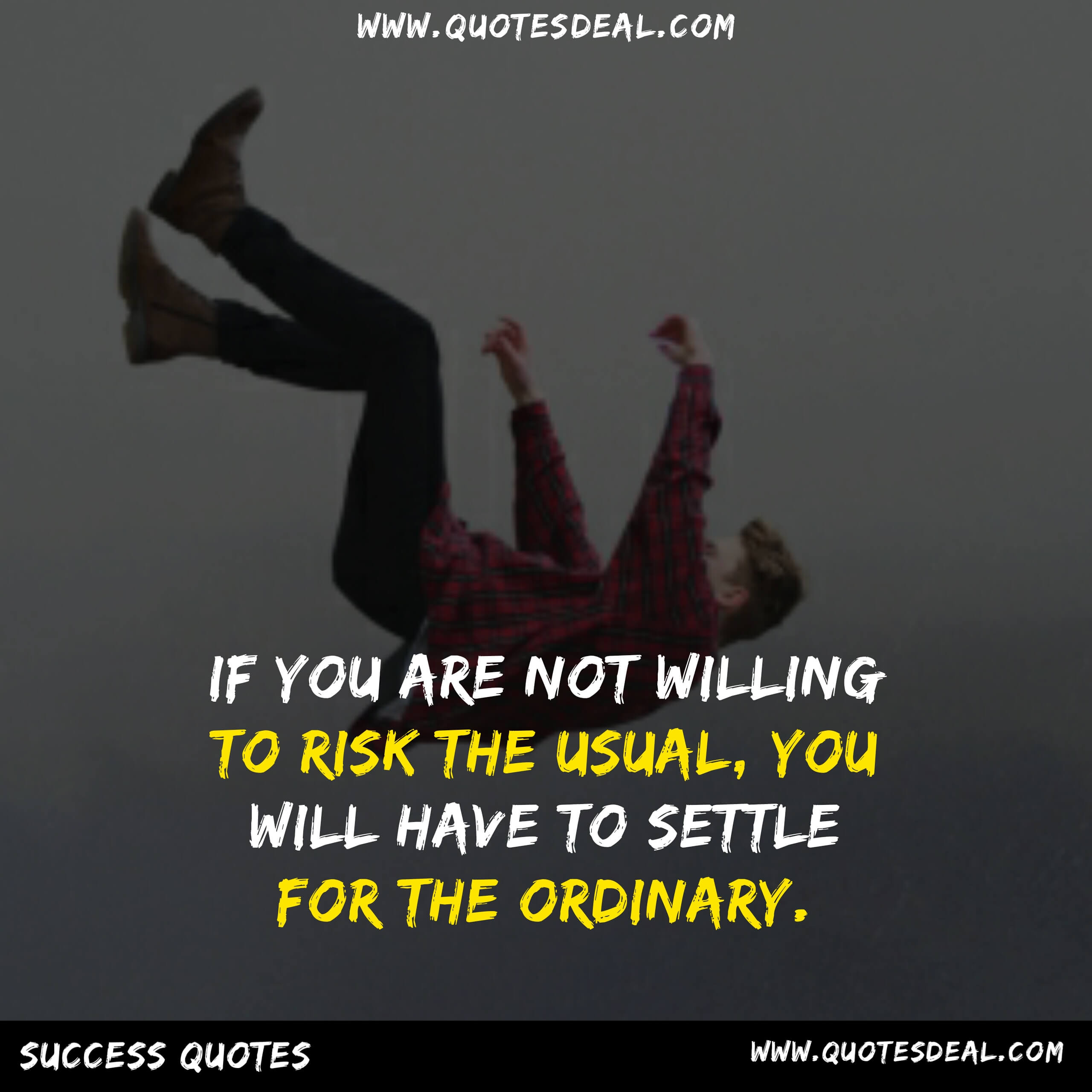 If you are not willing