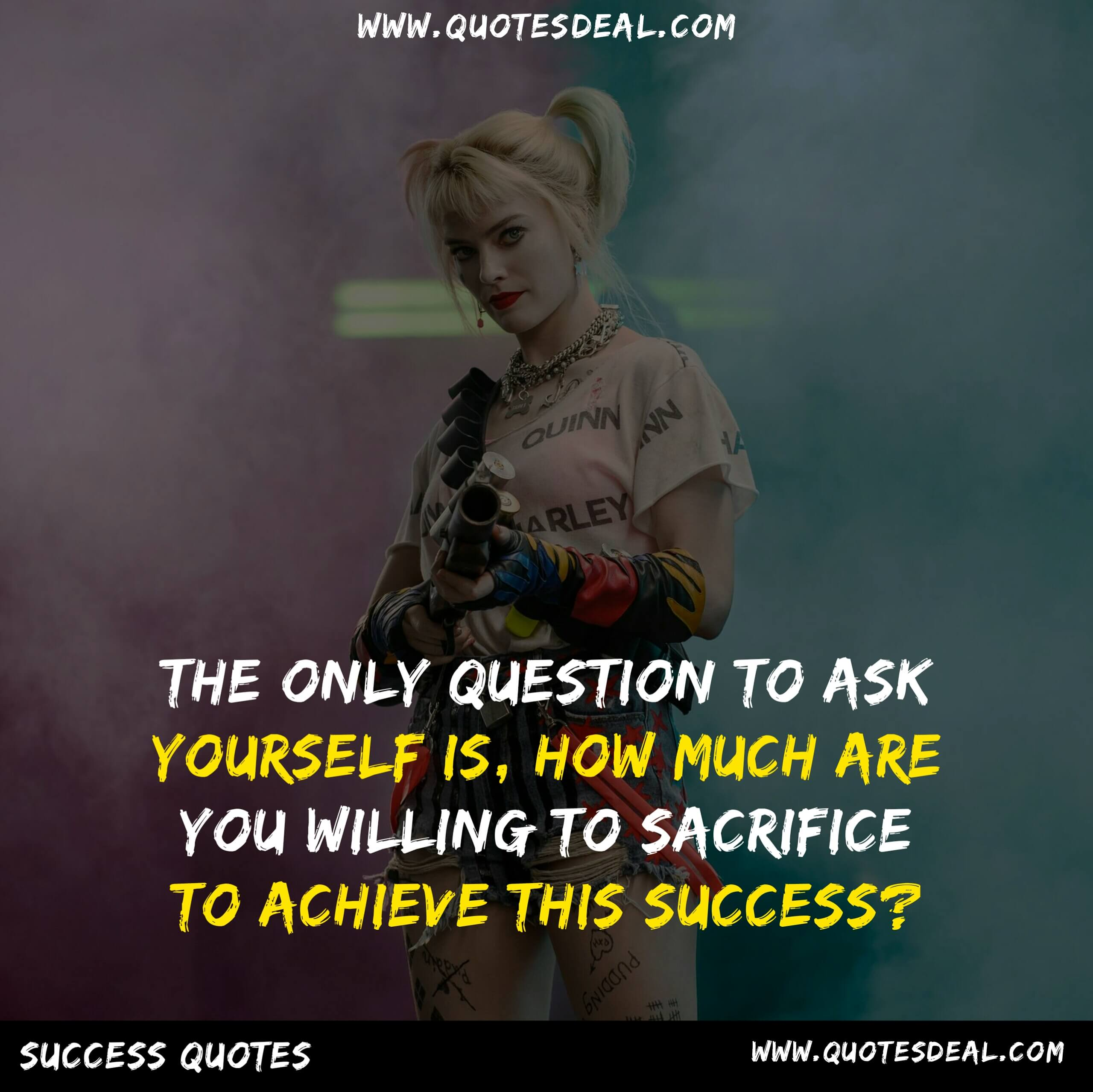 The only question to ask yourself