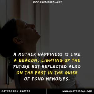 mother happiness