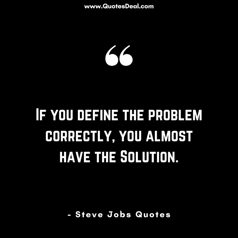 If you define the problem correctly