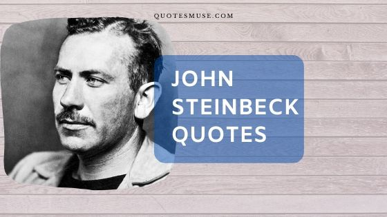 20 Life Changing Quotes from John Steinbeck