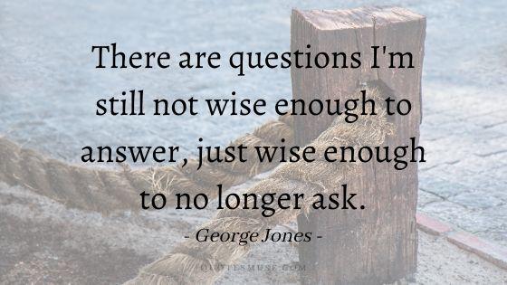 60 George Jones Inspirational Quotes & Sayings