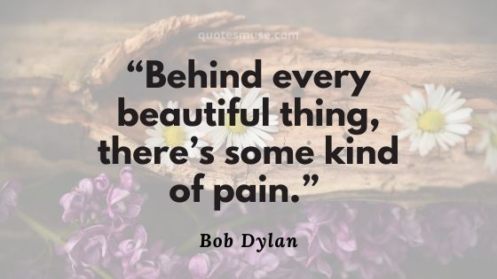 bob dylan quotes about life