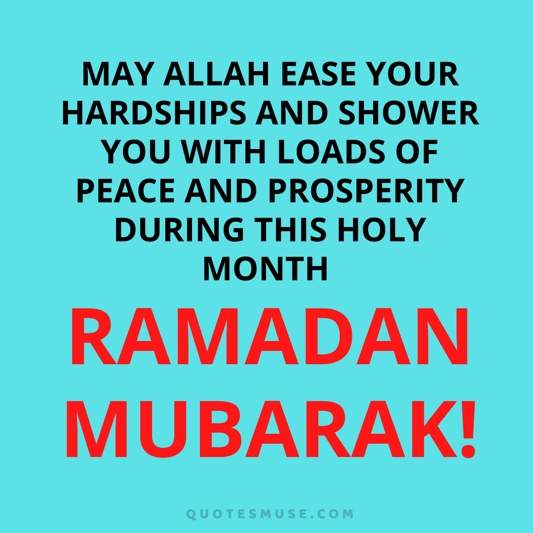 40 Ramadan Blessings Wishes Messages Greetings Prayers