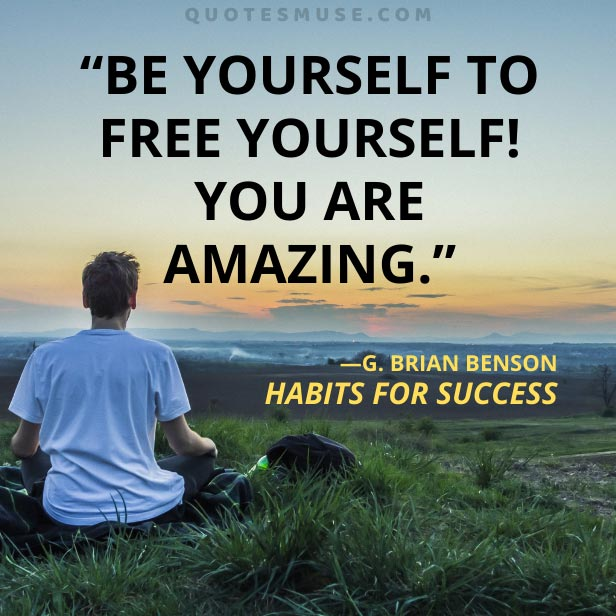 40 Success is A Habit Quote of the Day for Great Motivation