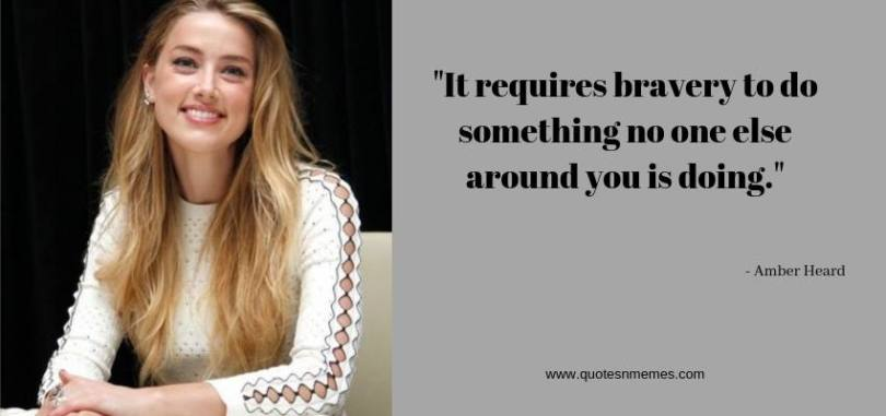 Top 20 Amber Heard Quotes