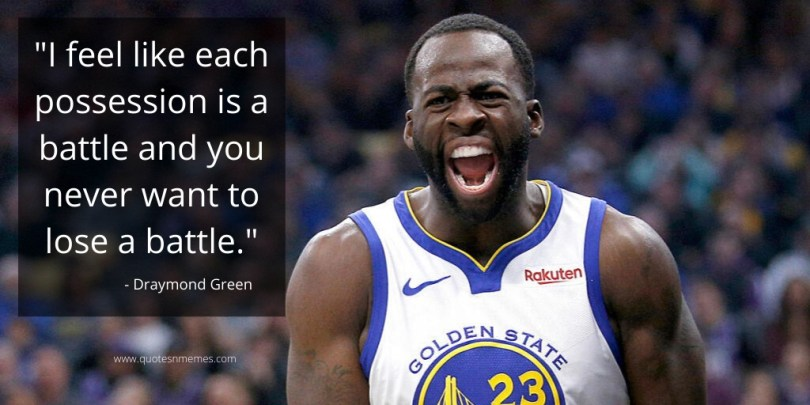 Draymond Green Quotes