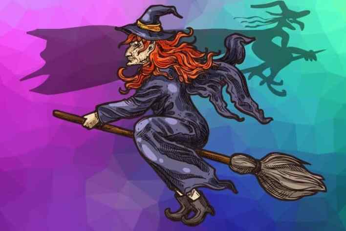 Halloween images of witches