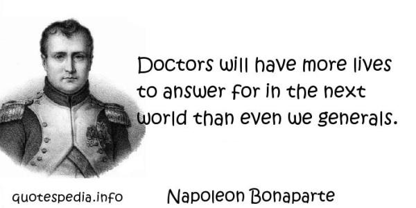 Quotes From Famous Medical Doctors. QuotesGram
