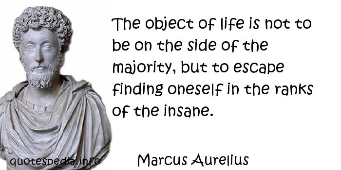 Be Aurelius About One Time No Waste Marcus Should Be Good Man What More Arguing