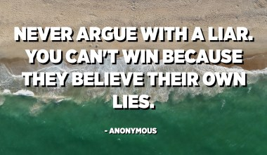 Liars quotes to Top 100