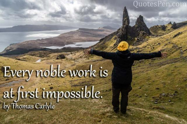 impossible-work-quotes
