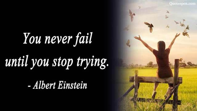 you-never-fail-short-inspire-quote