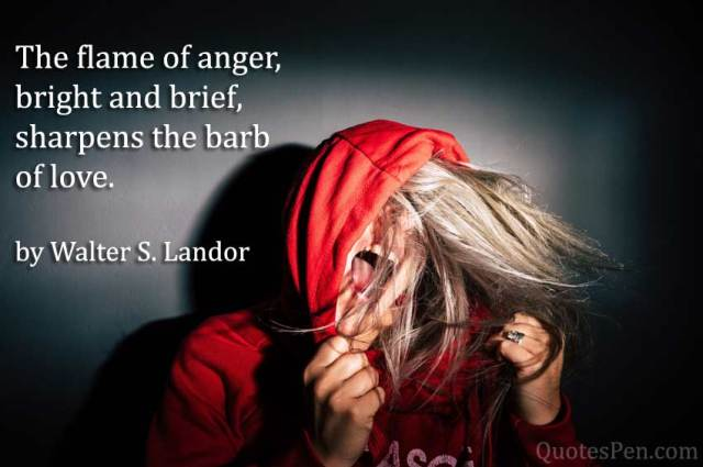 flame-anger