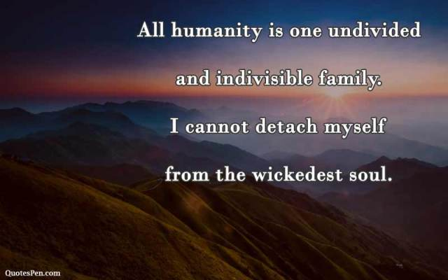 humanity-is-one-undivided