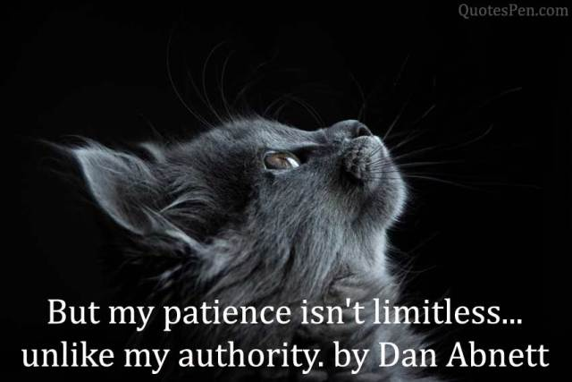 my-patience-quote