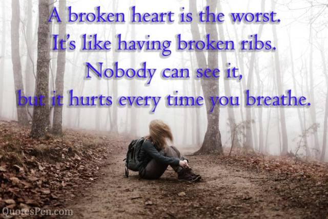 broken-heart-worst-quote