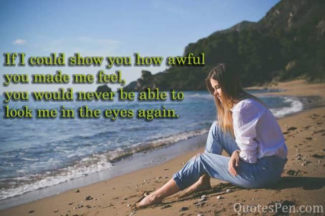 heart break quote