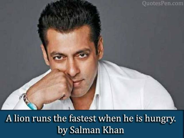 lion-runs-fastest-quote-by-salman