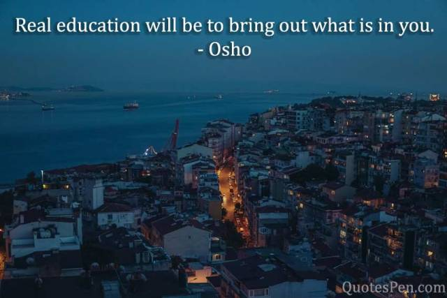 real-education-quote-by-osho