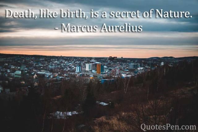 secret-of-nature-quote