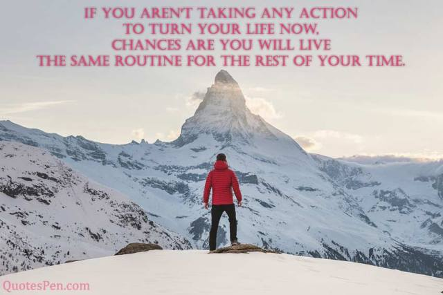 taking-action-it's a bad day not a bad life