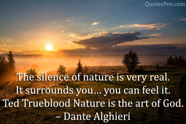 silence-of-nature-quote