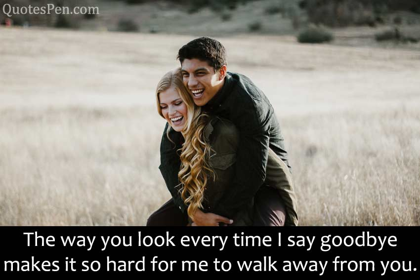 make her smile with romantic quotes