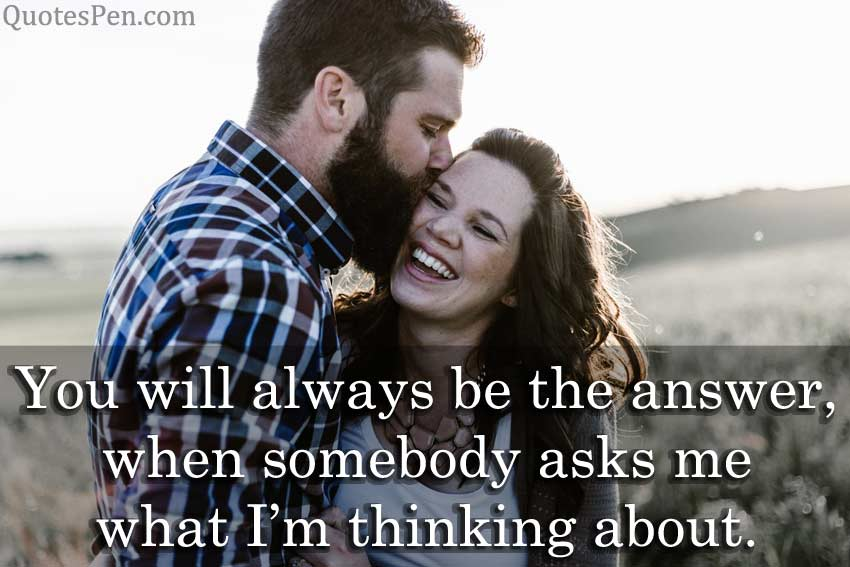 romantic quotes for her to make her happy