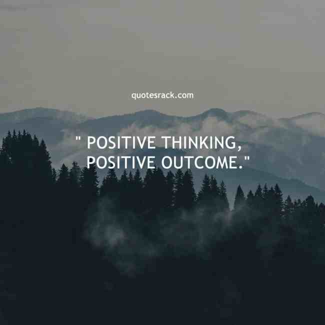 positive thinking quotes for work