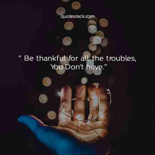 be thankful always quotes