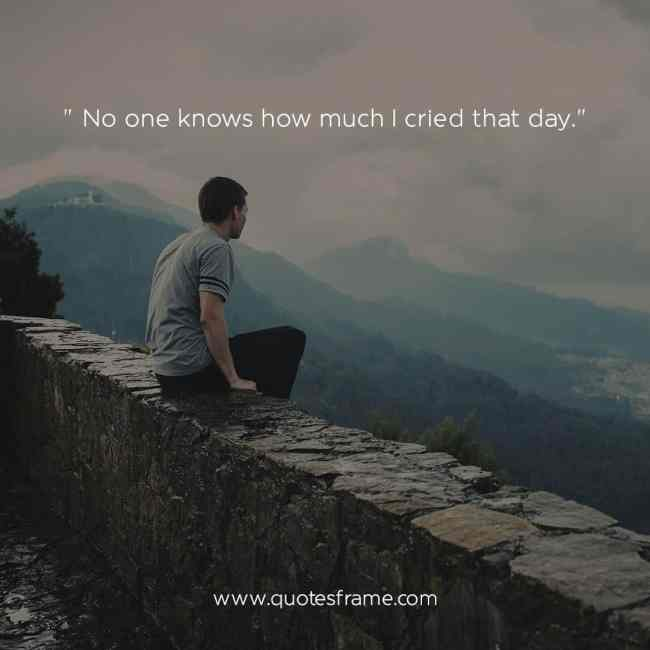sad love quotes about crush